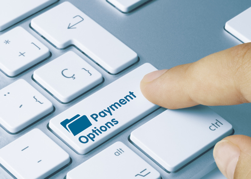 Paying for Addiction Treatment - paymnent options button
