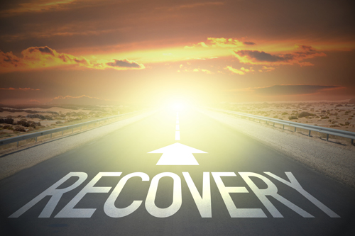 Avoiding Addiction Triggers - recovery road sunset