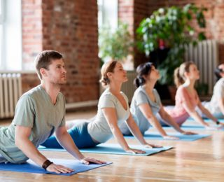 Yoga of 12-Step Recovery/Give Back Yoga