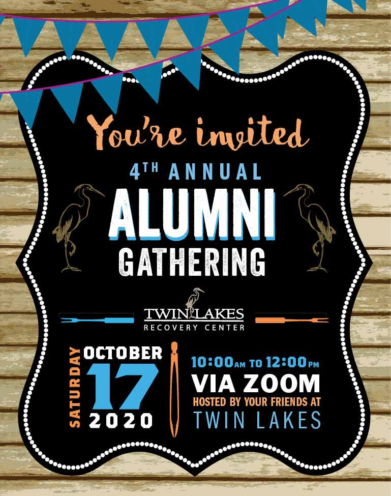 4th Annual Alumni Gathering - October 17th, 2020 - Zoom