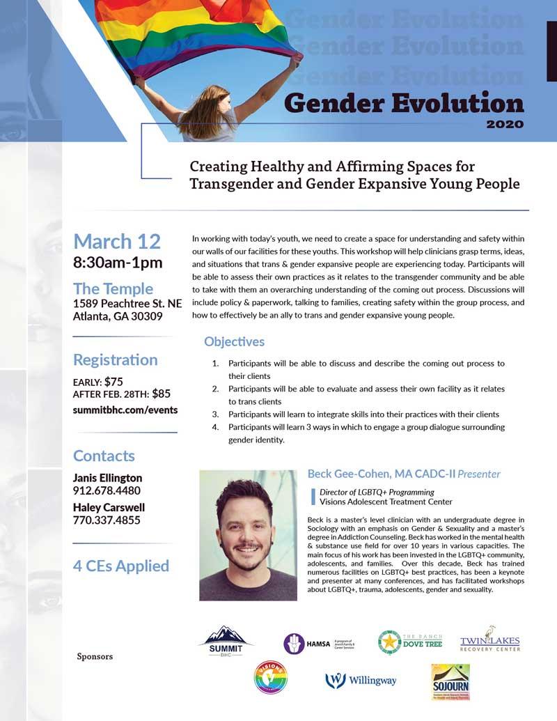 Gender Evolution 2020