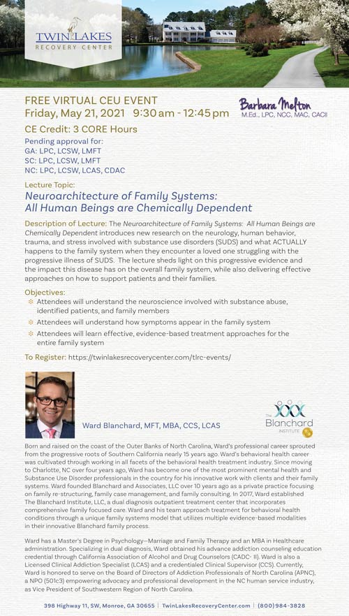 Neuroarchitecture of Family Systems